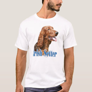 Irish Setter Name T-Shirt