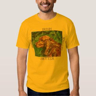 Irish Setter t shirt