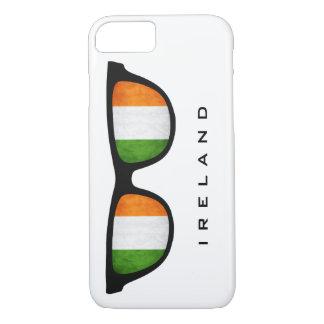 Irish Shades custom text & color cases