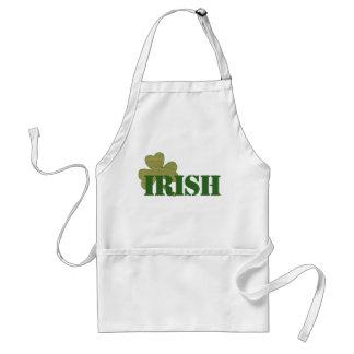 Irish Shamrock Apron