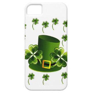 Irish Shamrock Art iPhone 5 Cover