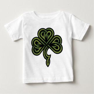Irish Shamrock Baby Baby T-Shirt