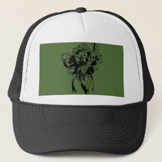 Irish Shamrock Bouquet St. Patrick's Day Hat Cap