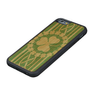 Irish Shamrock Celtic Cherry iPhone 6 Bumper