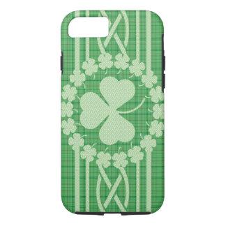 Irish Shamrock Celtic iPhone 8/7 Case
