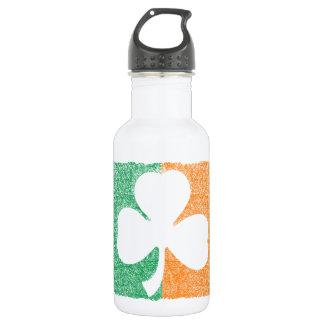 Irish Shamrock custom 532 Ml Water Bottle
