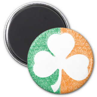Irish Shamrock custom magnet