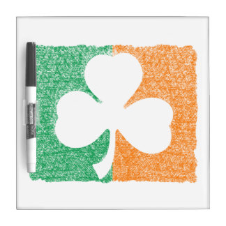 Irish Shamrock custom message boards