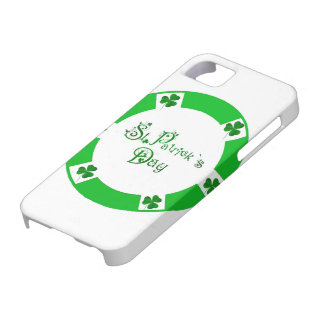 Irish Shamrock for iPhone-5-5S-Barely-There iPhone 5 Covers