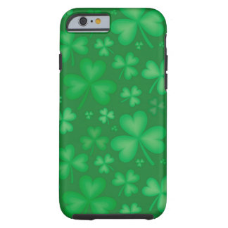 Irish Shamrock iPhone 6 (Tough) Cover