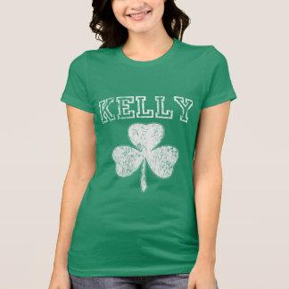 Irish Shamrock Kelly T-Shirt