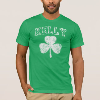 Irish Shamrock Kelly t shirt