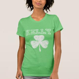 Irish Shamrock Kelly t shirt