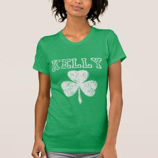 Irish Shamrock Kelly Tee Shirts