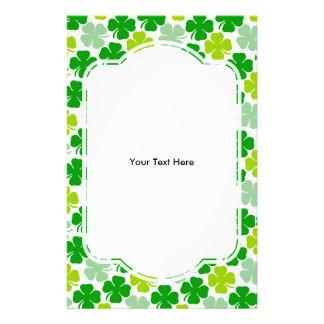Irish Shamrock St. Patrick's Day 14 Cm X 21.5 Cm Flyer