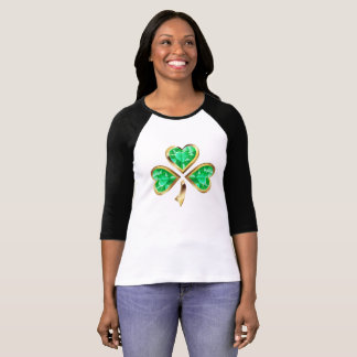 IRISH SHAMROCK - ST PATRICK'S DAY - T-SHIRT