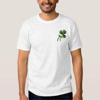 Irish Shamrock Tee Shirt