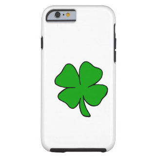 Irish Shamrock Tough iPhone 6 Case
