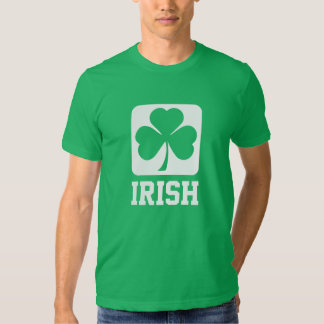 Irish Shamrock Tshirt