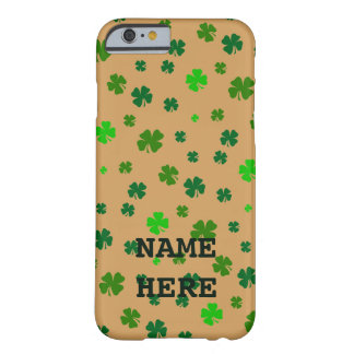 Irish Shamrocks Cell Phone Cover