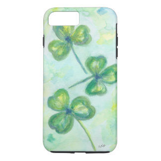 Irish Shamrocks iPhone 7 Case