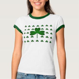 IRISH SHAMROCKS T-SHIRTS