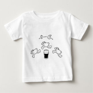 Irish Sheep Counting Baby T-Shirt