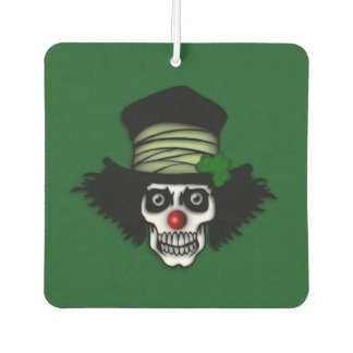 Irish Skeleton Clown