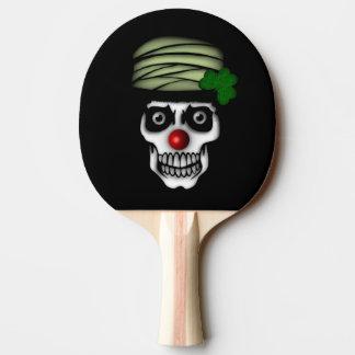 Irish Skeleton Clown