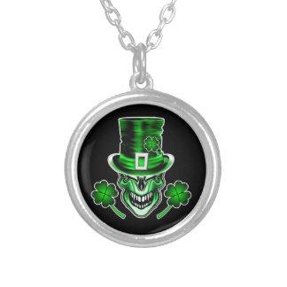 Irish Skull 3: Laughing Leprechaun Jewelry