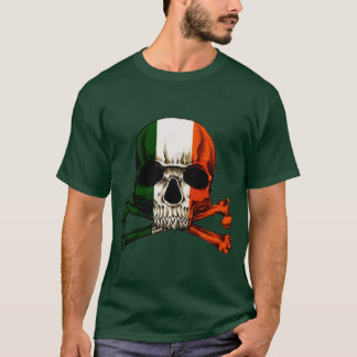 Irish Skull T-Shirt