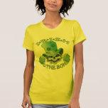 Irish Skull T-shirts