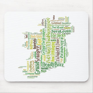 Irish Slang Mpa Mouse Mat