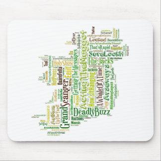 Irish Slang Mpa Mouse Mat