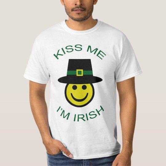 Irish Smiley T-Shirt