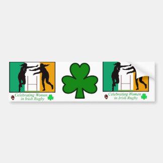 Irish Sport Images for Bumper Sticker