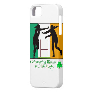 Irish Sport Images for iPhone 5 case