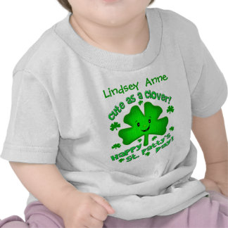 Irish St Patrick s Day T-Shirt Baby Bodysuit