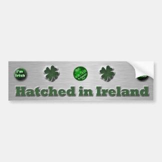 Irish St. Patrick's Day gifts Bumper Sticker