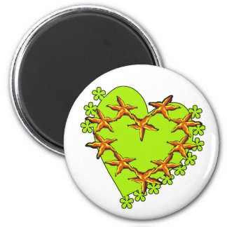 Irish Starfish Magnet