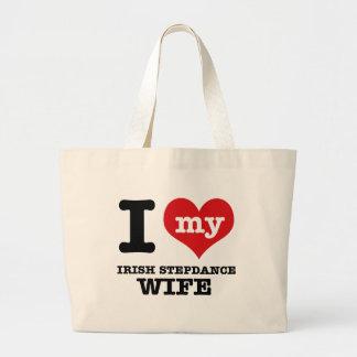 irish Step dance designs Tote Bag