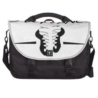 Irish Step dance designs Commuter Bag