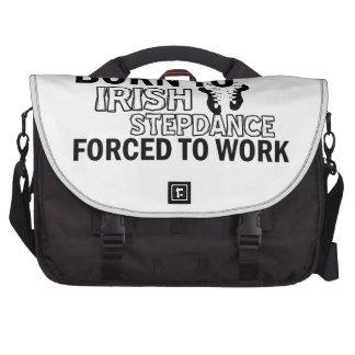Irish Step dance designs Bags For Laptop