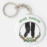 Irish Step Dancer - Male Keychains