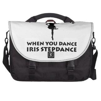 irish stepdance dance computer bag