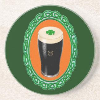 Irish Stout Drink Coasters