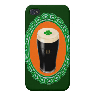 Irish Stout iPhone 4 Case