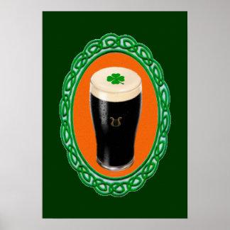 Irish Stout Posters