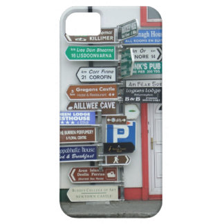 Irish Street Signs iPhone 5 Covers