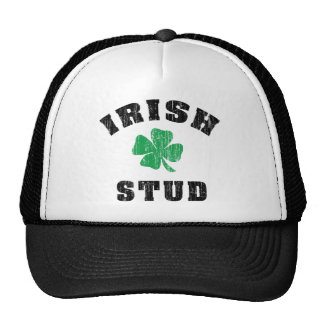 Irish Stud Trucker Hats
